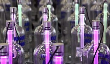Teaser Absolut Vodka Berlin